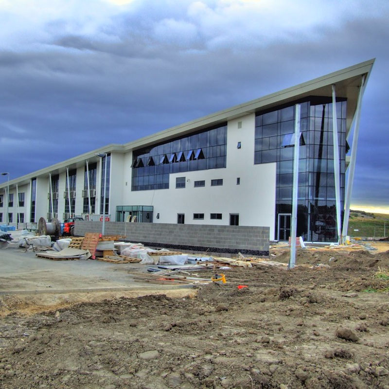 Wakefield College Glasshoughton Campus